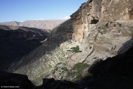 دره تاریخی هینی مینی(دربند) بدره