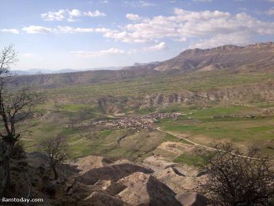 روستای قجر
