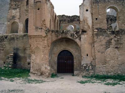 قلعه شیخ مکان - دره شهر