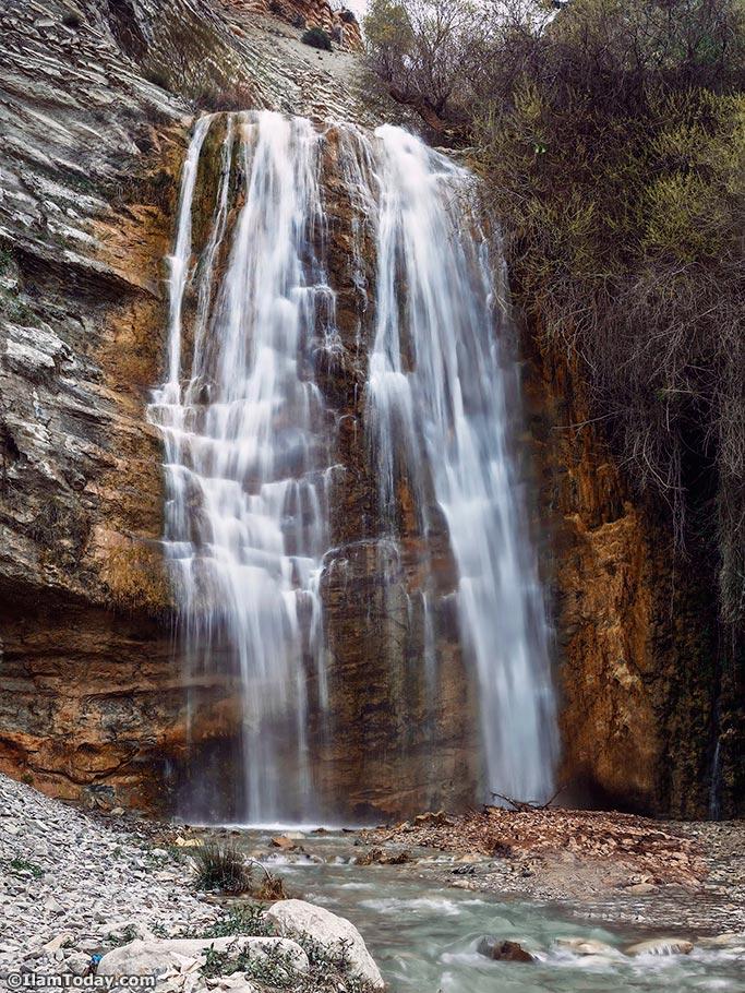 آبشار اما - ملکشاهی